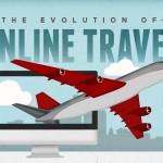 L'evoluzione dei viaggi online [INFOGRAFICA]