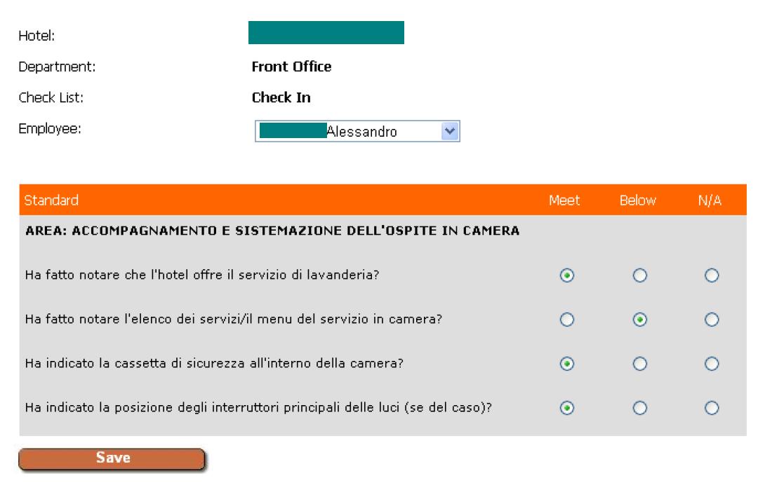 checklist-esempio
