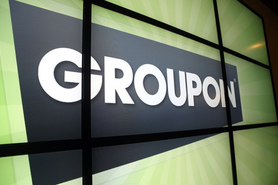 Groupon: \