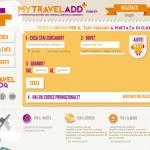 MyTravelAdd.com è il punto di incontro tra turista e servizi