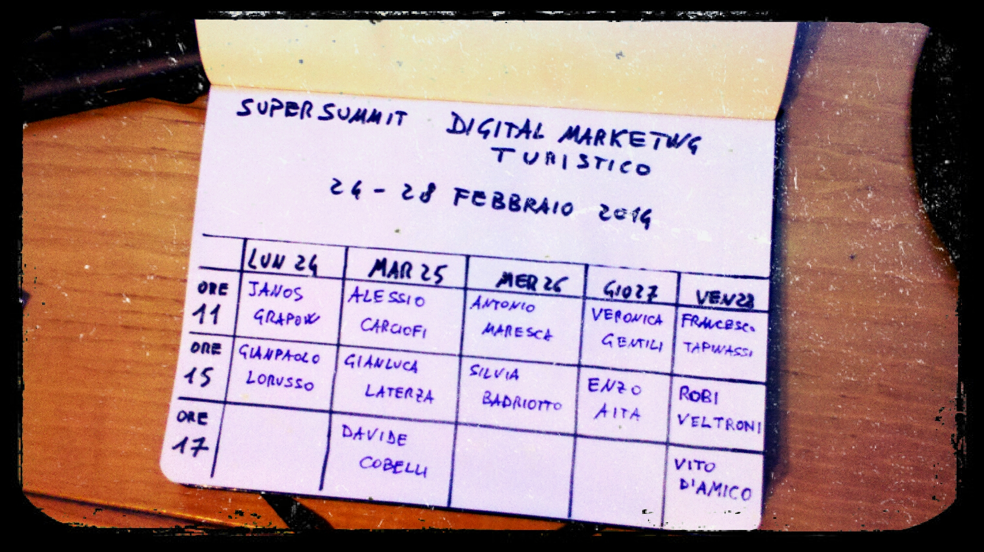 supersummit-programma