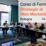 """Torna la seconda edizione del Corso di Formazione """"Strategie di Web Marketing Turistico"""" il 14 e 15 marzo 2014 a Bologna"""
