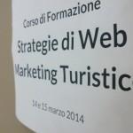 Il racconto del Corso di Formazione Strategie di Web Marketing Turistico del 14 e 15 marzo 2014 a Bologna
