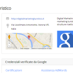 Digital Marketing Turistico è Google Partner