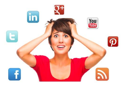 social media hotel
