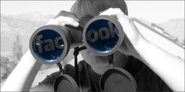 visibilità facebook page