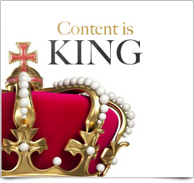 content marketing content is the king contenuti