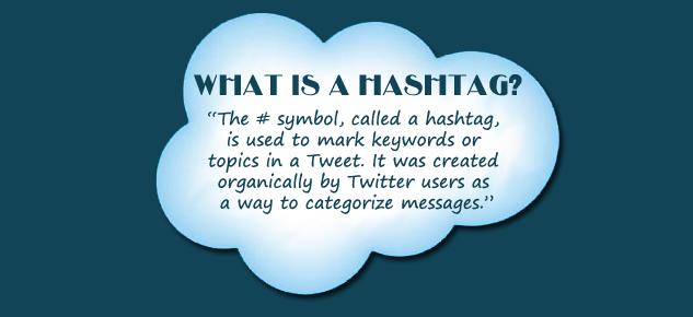 cosa è un hashtag