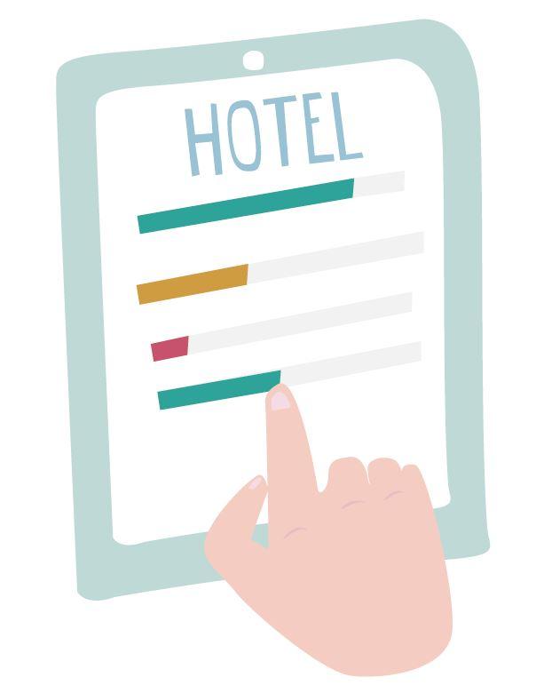 recensioni in hotel
