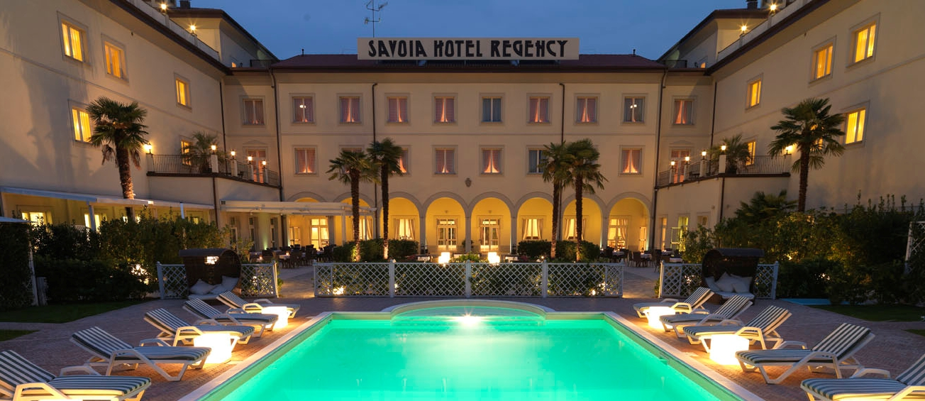 Savoia hotel regency digital marketing turistico for Piscina hotel bologna