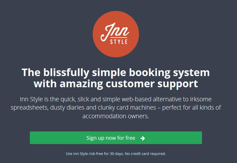 inn style booking