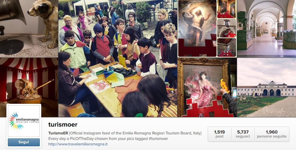 instagram emilia romagna