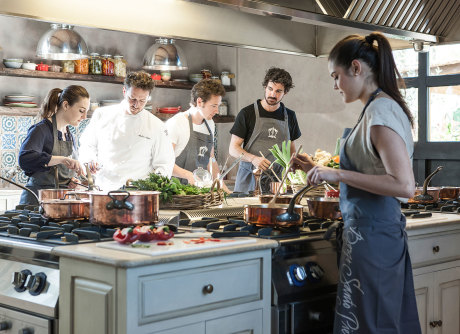 cooking school tuscany