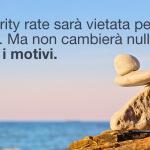 Finalmente la parity rate sarà vietata per legge. Ma non cambierà nulla. Ecco i motivi.