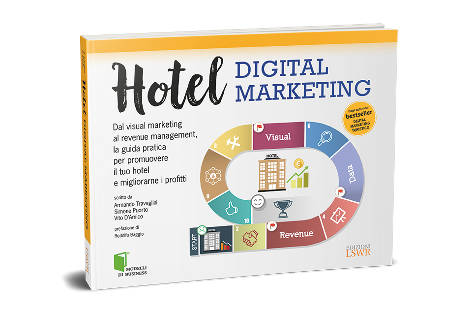 Hotel Digital Marketing Libro
