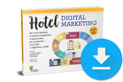 Libro Hotel Digital Marketing Anteprima
