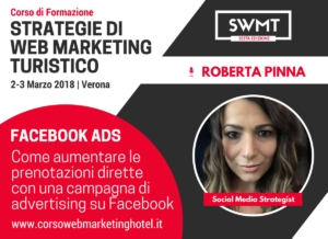 Roberta Pinna Social Media Marketing per hotel