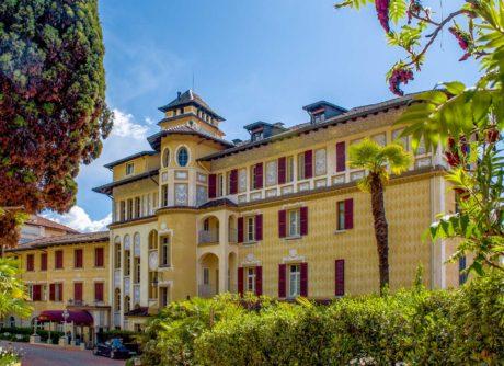 grand hotel fasano 5 stelle lusso garda