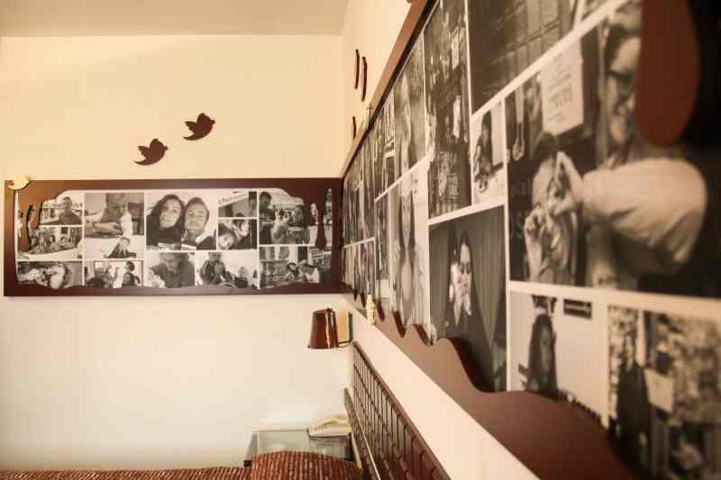 Choco Fan Room